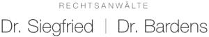 Rechtsanwälte Dr. Siegfried | Dr. Bardens
